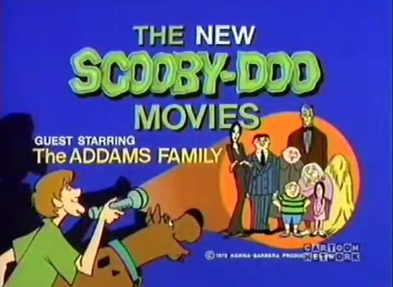 The NEw Scooby Doo Movies