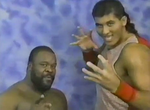 JYD and El Gigante