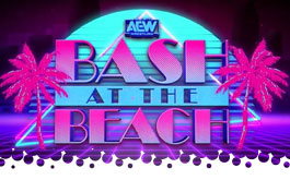 AEW Dynamite Bash at the Beach