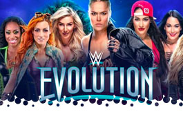 WWE Women's Evolution 2018