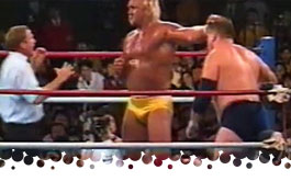 Hulk Hogan vs Stan Hansen