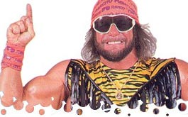 Randy Savage Unreleased