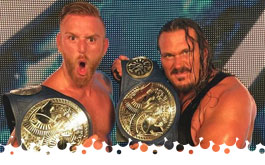 Heath Slater and Rhyno WWE