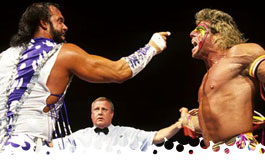 Macho Man vs. Ultimate Warrior