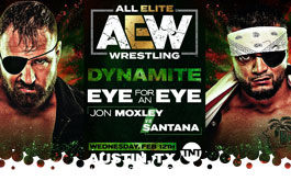 Moxley Santana Eye for an Eye