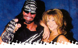 Randy Savage Unreleased in WCW