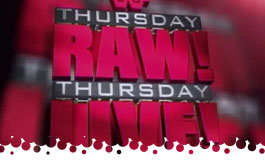 Thursday Raw Thursday